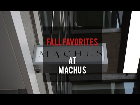 Fall Favorites at Machus! | DOPE33 for 10% off