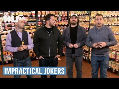 Impractical Jokers: Best Grocery Store Moments - Mashup | truTV