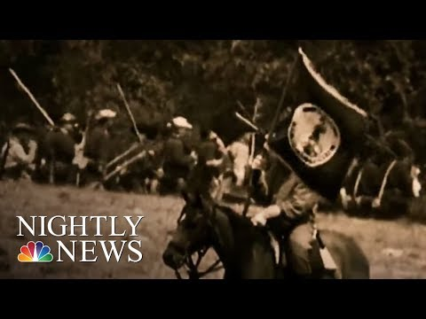 Treasure Hunters And FBI Search For Lost Civil War Gold In Pennsylvania | NBC Nightly News
