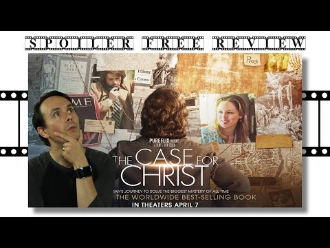 The Case For Christ - Movie Review SPOILER FREE