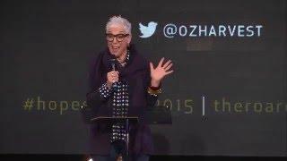 Hope Summit 2015 - Ronni Kahn