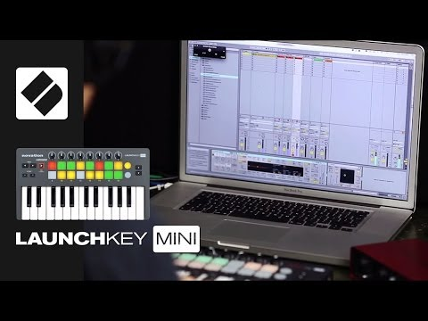 Novation // How to produce and perform a track in Ableton