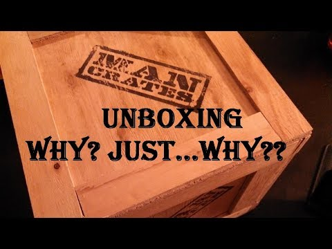 Man Crates - Exotic Meats Review