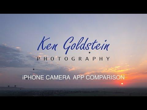 iPhone Camera App Comparison