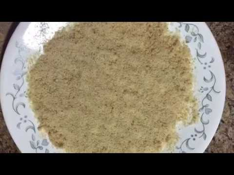 How to make breadcrumbs in microwave - Method 1 by Cooking365