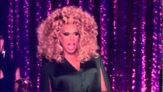 Download Sharon Needles and PhiPhi O'hara - Lip Sync Batte (It's Raining Men) Video