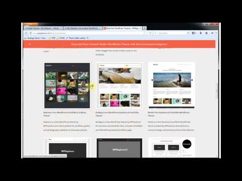 Download and Install Free and Payed Themes in WordPress