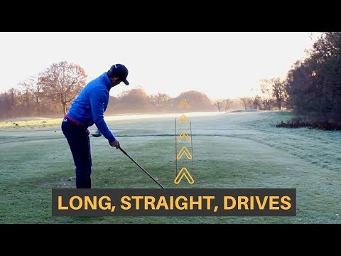 HIT YOUR DRIVER LONG AND STRAIGHT