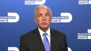 Monday, March 30, 2020 Update on COVID-19: A Message from Mayor Carlos A. Gimenez - English