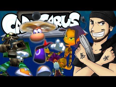 Rayman 2: The Great Escape - Caddicarus