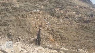Download Raw : The MOAB aftermath in Afghanistan Video