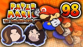 Paper Mario TTYD: Boots of Bounce - PART 98 - Game Grumps