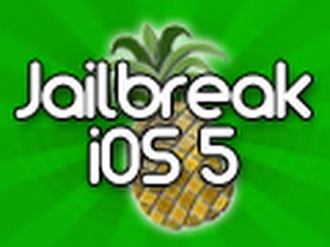 How To Jailbreak iOS 5 (5.0) On iPhone, iPod Touch, or iPad! - RedSn0w 0.9.9b5