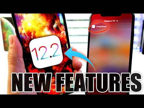 iOS 12.2 Beta 1 WELCOMES New FEATURES & Changes !