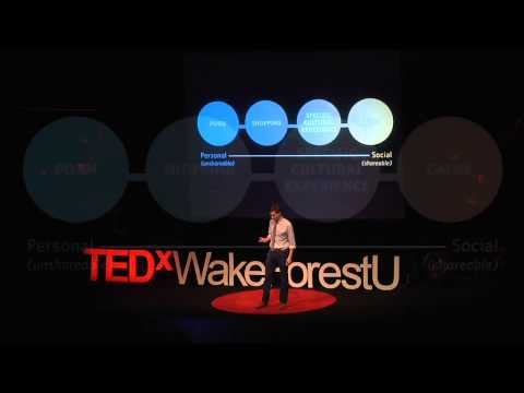 You are what you tweet | Ricky Van Veen | TEDxWakeForestU