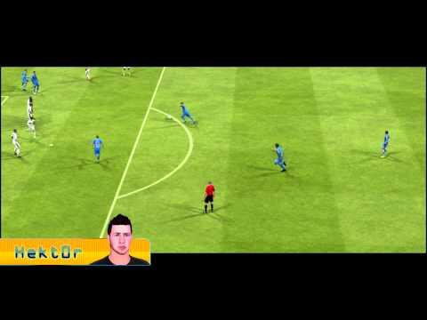 FIFA 13 Pro Clubs - Beast Implants