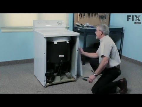 Maytag Washer Repair – How to replace the Belt Kit