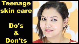 Teenage skin care /Do