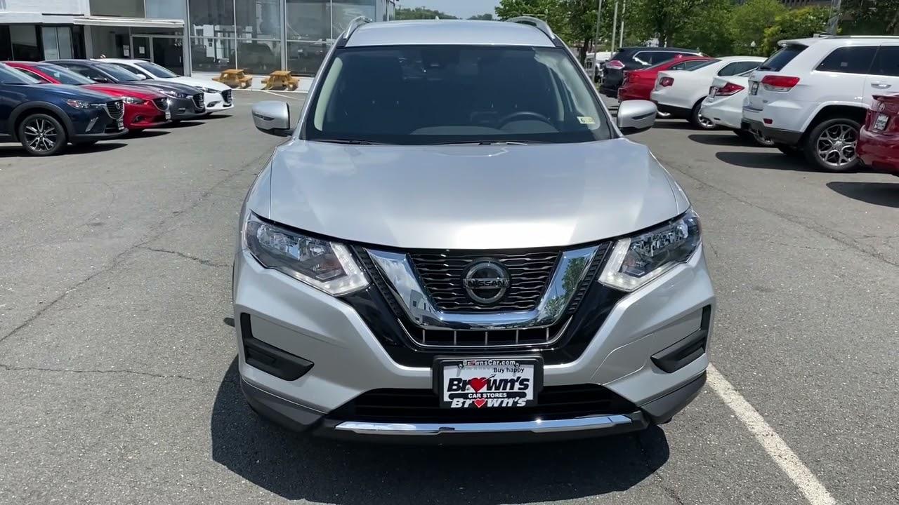 2020 Nissan Rogue Fairfax, Vienna, Ashburn, Reston, Manassas, VA A28414