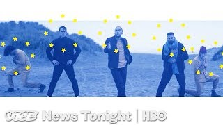 Download The Boy Band On A Mission To Stop Brexit (HBO) Video