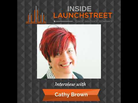 1771: How Authenticity Drives Work Engagement with Cathy Brown