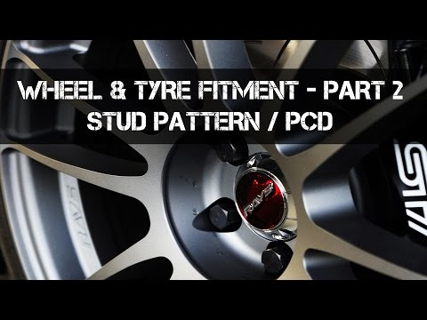 How to Measure Wheel PCD Stud Pattern - Complete Wheel Fitment Guide - Part 2