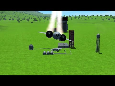 Yes, but can your SSTO do this?