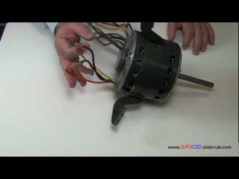 How to change the Rotation of a Reversible Motor