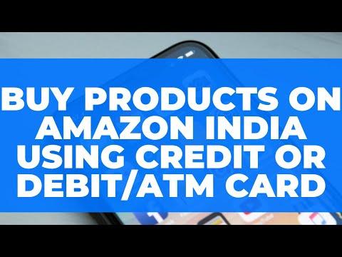 Buy Products on Amazon India using Credit/Debit Card: Card se Kaise Shopping Karein?