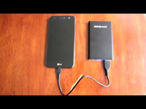 Innoge Air Series 4600mAh Portable Charger Extremely Thin Power Bank