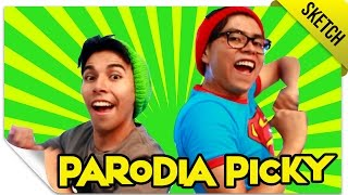 Download Friki | PARODIA: Picky - Joey Montana | QueParió! Video