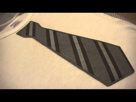 Simple No Sew Tie Onesie Tutorial