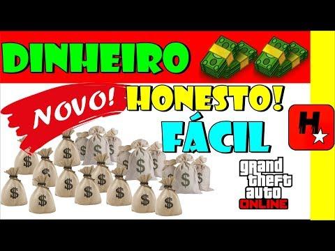 GTA V Online Como Ganhar Dinheiro Honesto Facil GTA 5 Ps4, Xbox one, Pc