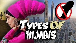 Types Of Hijabis