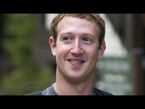 Facebook's Mark Zuckerberg Faces Down Angry Stock Shareholders