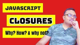 Closures in JavaScript | Inside a loop, inner function and setTimeoout