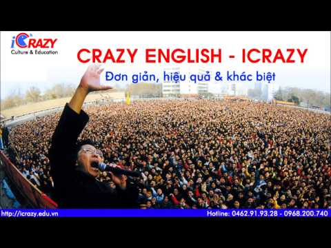 Crazy English - L38 Telling Right from Wrong