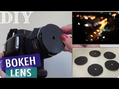 DIY Bokeh Lens