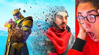 Reacting To INSANE FORTNITE ANIMATIONS!