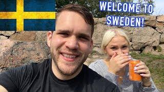 Visiting Sweden || Random Vlog