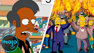 Top 10 Times The Simpsons Caused Outrage