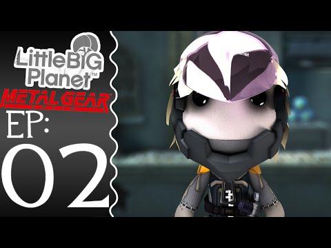 LittleBigPlanet 2 : Metal Gear Solid DLC - Episode 2