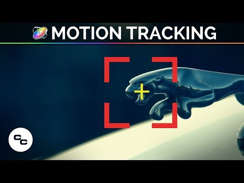 How to Motion Track Text and Graphics - Apple Motion Tutorial
