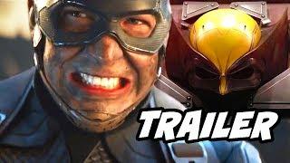 Download Avengers Endgame Trailer Easter Eggs and X-Men Future Crossover Breakdown Video