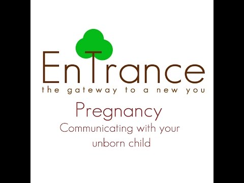 (50') Pregnancy - Comunicating with your unborn child - Self Help EnTrance - Guided Meditation.