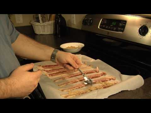How to make Candied Bacon (Bacon Candy) - BaconChefs.com