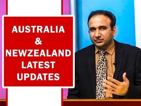 Australia & New Zealand Student Visa Process - With Latest Updates