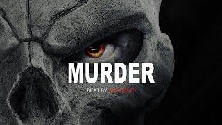 """MURDER"" Hard Trap Beat Instrumental | Dark Rap Hip Hop Beat | JWD Beats"