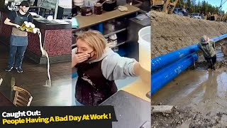 Top 20 Funniest Work Fails (Bad day at work)