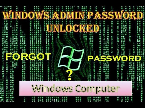 How to login in your Windows Computer without Password